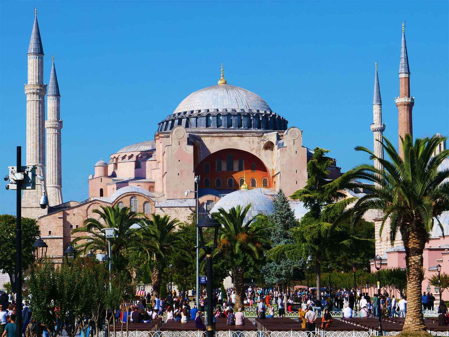 Hagia Sophia | Ayasofya Museum | Istanbul Turkey | Photo Dr Steven Andrew Martin 2019